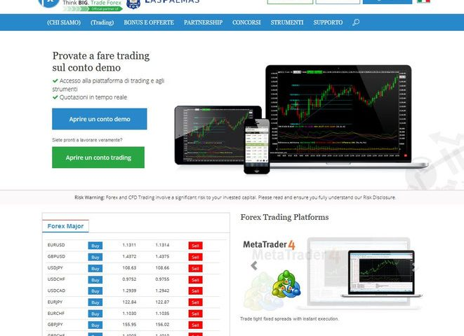 forex-Mart-website