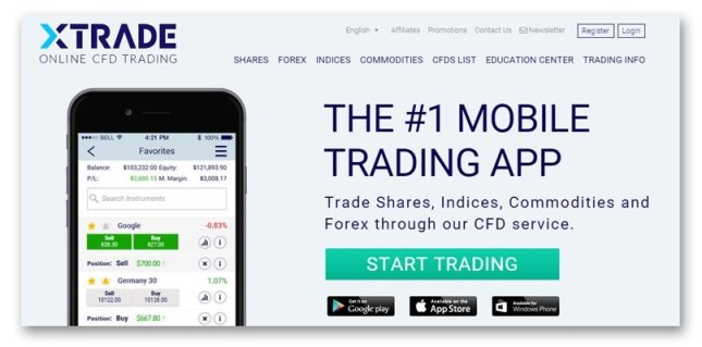 xtrade-mobile